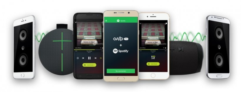 AmpMe: Ένα app για να απολαμβάνει όλη η παρέα surround ήχο πανεύκολα 1