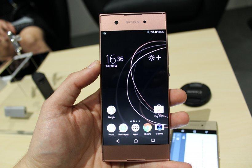 Sony Xperia XA1 ροζ
