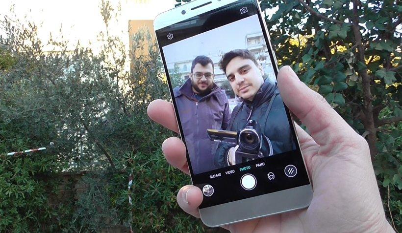 Leeco Le Pro 3 Review Camera