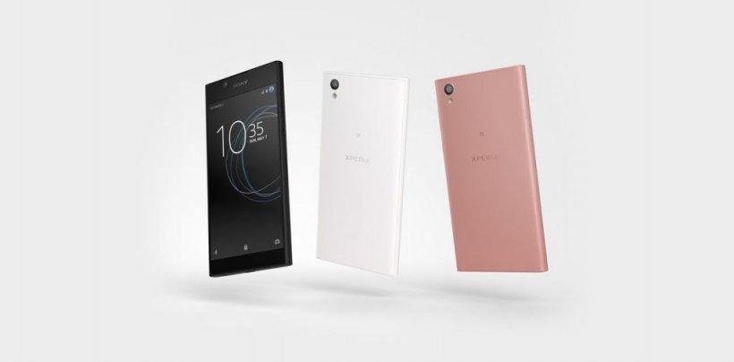Sony Xperia L1 (colors)