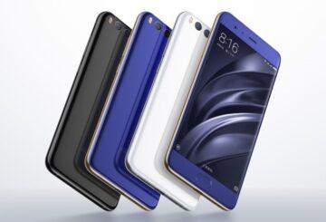 Xiaomi Mi6 pic1