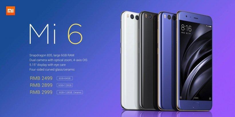 Xiaomi Mi6 pic2