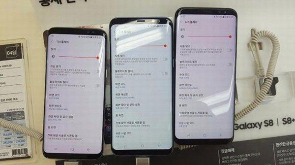 Samsung Galaxy S8 προβληματα