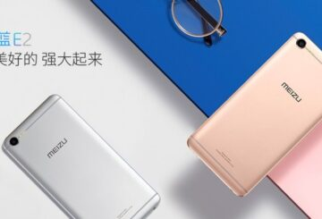 Meizu E2, ανακοινώθηκε επίσημα με 4 LED dual tone flash! 1