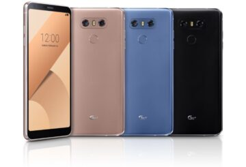 LG G6 Plus 1