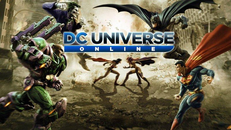 DCU Online και Marvel Heroes Omega