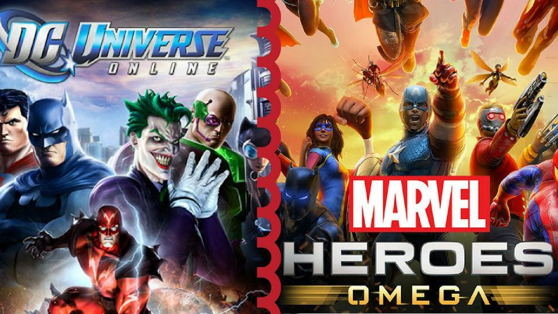DCU Online & Marvel Heroes Omega, δύο τίτλοι για ατελείωτες μάχες 1