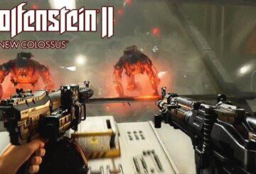 Wolfenstein II: The New Colossus | Mε ηχηρόμήνυμα κατά του ναζισμού 2