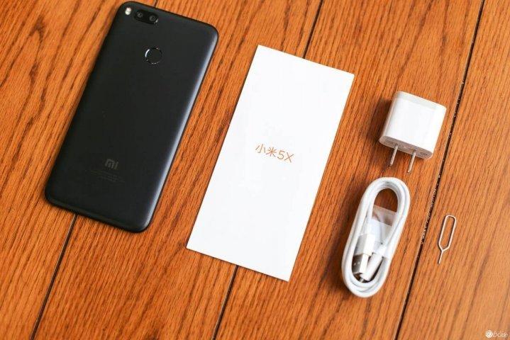 Xiaomi Mi 5X χαρακτηριστικά