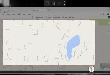 screenshot και print screen με το snip της microsoft