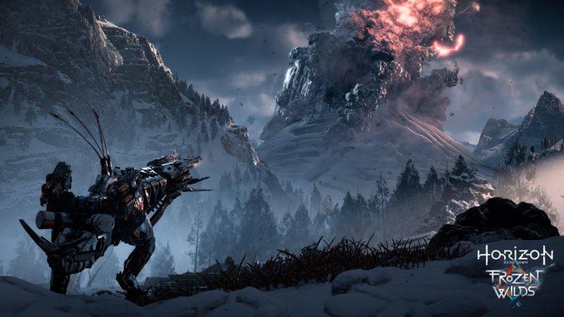 Horizon Zero Dawn: Frozen Wild