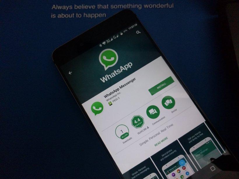 διαγραφή μηνυμάτων whatsapp