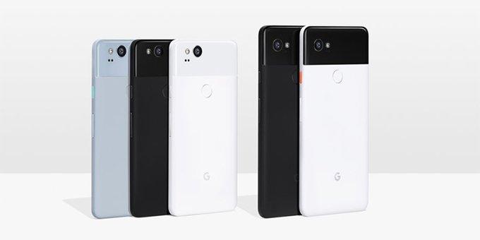 Google Pixel 2 XL Χαρακτηριστικά