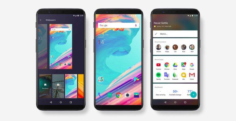 OnePlus 5T Χαρακτηριστικά