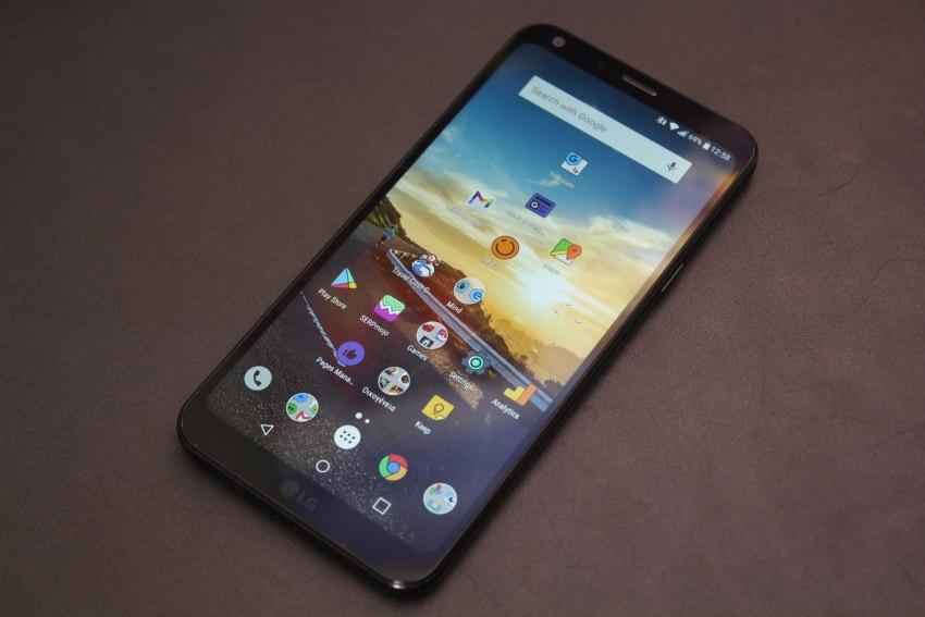 LG Q6 κριτικές review