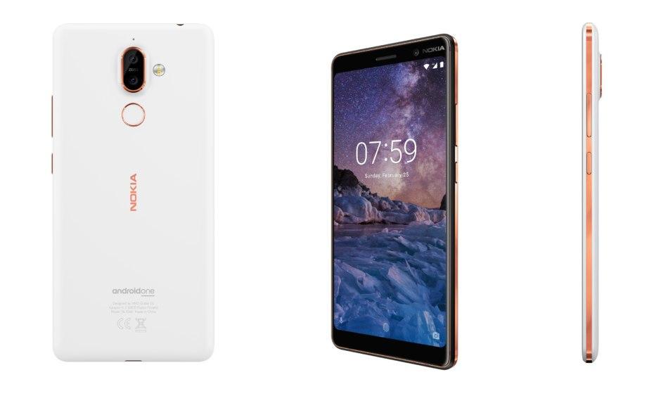 Nokia 7 Plus χαρακτηριστικά
