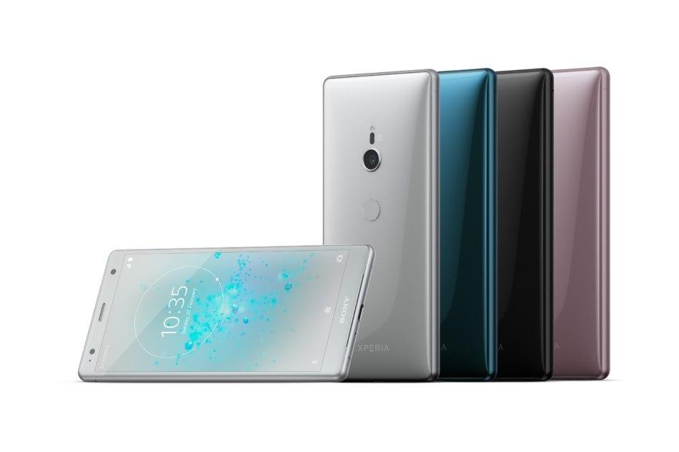 Sony Xperia XZ2 Χαρακτηριστικά