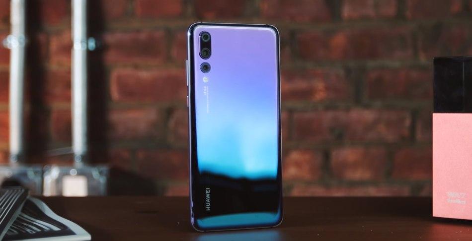 Huawei P20 Pro vs Pixel 2