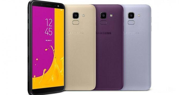 Samsung Galaxu J6 χαρακτηριστικά