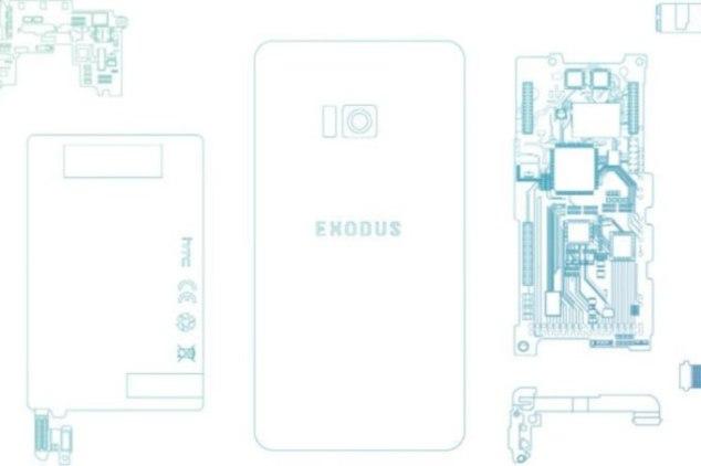HTC Exodus - Το  πρώτο blockchain κινητό τηλέφωνο έρχεται 1
