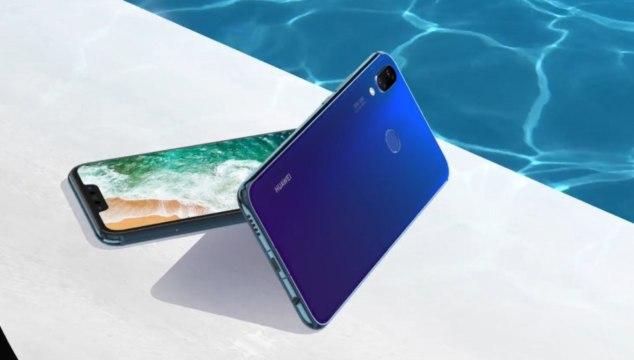Huawei Nova 3i Χαρακτηριστικά