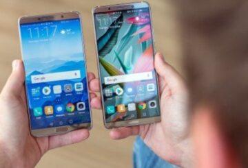 4 κινητά της Huawei ετοιμάζονται για Android 9 Pie 11