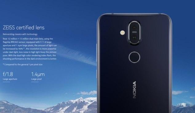Nokia X7 χαρακτηριστικά