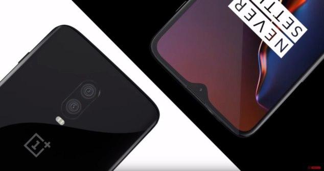OnePlus 6T Χαρακτηριστικά