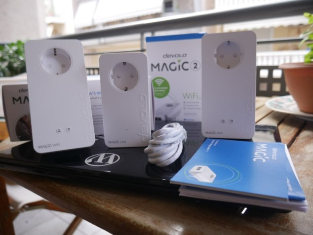 Devolo Magic 2 Unboxed