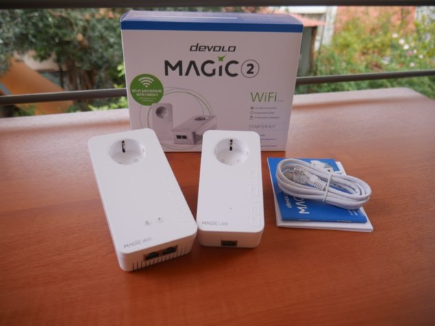 Devolo Magic 2 Unboxing Starter Kit
