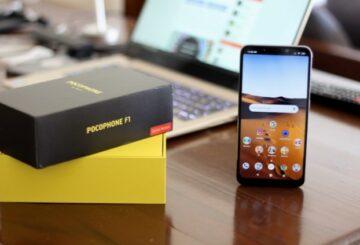 Το Xiaomi PocoPhone F1 από 190€ στο Banggood αποκλειστικά από το TechValue! 1