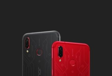 Honor Play Android Pie
