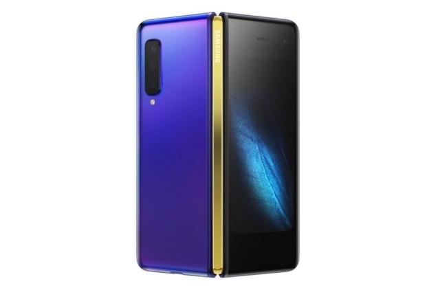 Samsung Galaxy Fold Front 2