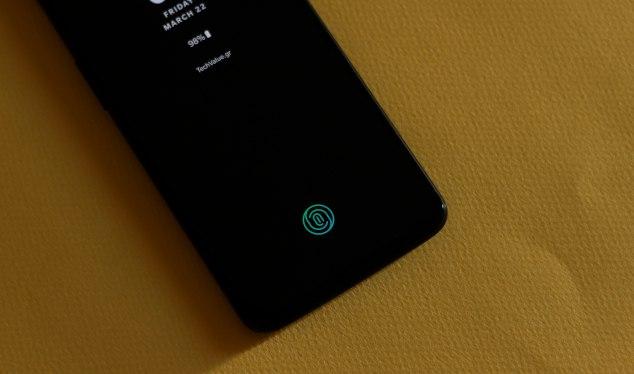 Xiaomi Mi A3 Δακτυλικό Αποτύπωμα