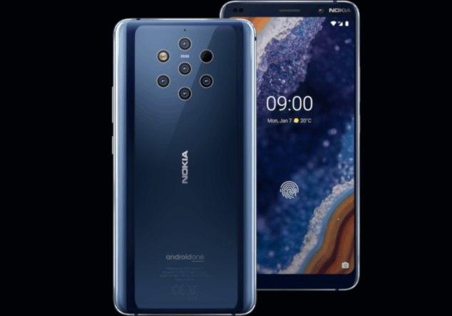 Nokia 9 Χαρακτηριστικά