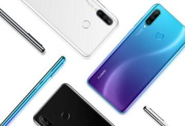 Huawei P30 Lite ανακοίνωση