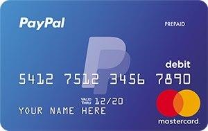 Κάρτα PayPal