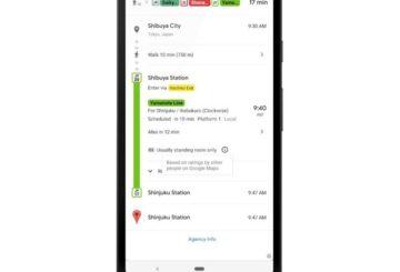 Εξελίσσεται το Google Maps, εντοπίζει καθυστερήσεις σε λεωφορεία και τρένα 1