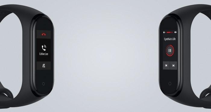 Xiaomi Mi Band 4 χαρακτηριστικά