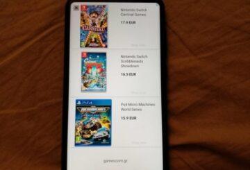 Xiaomi mi mix 2 διαφημίσεις