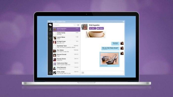 εγκατάσταση Viber στον Υπολογιστή