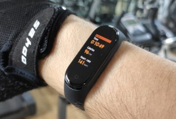 xiaomi mi band 4 unboxing review