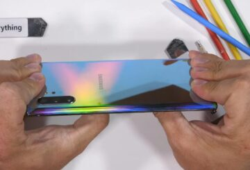 Samsung Galaxy Note 10+ Durability Featured