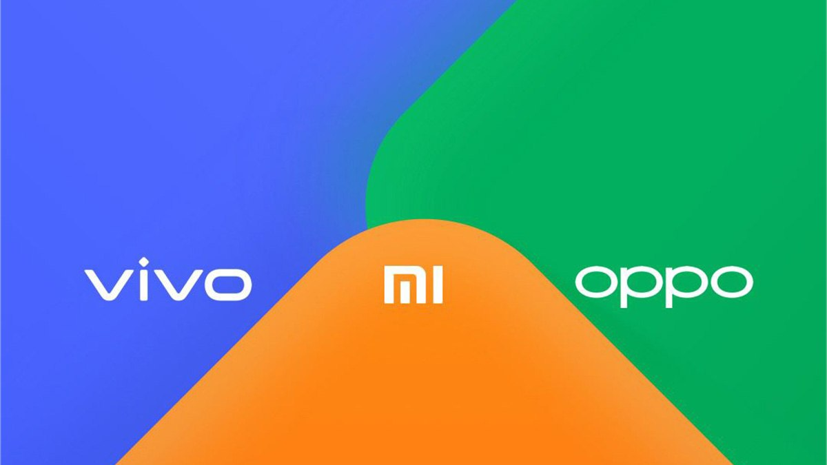 Xiaomi Oppo Vivo file sharing