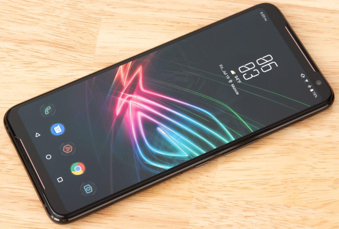 Asus ROG Phone 2 120fps Gaming - 01