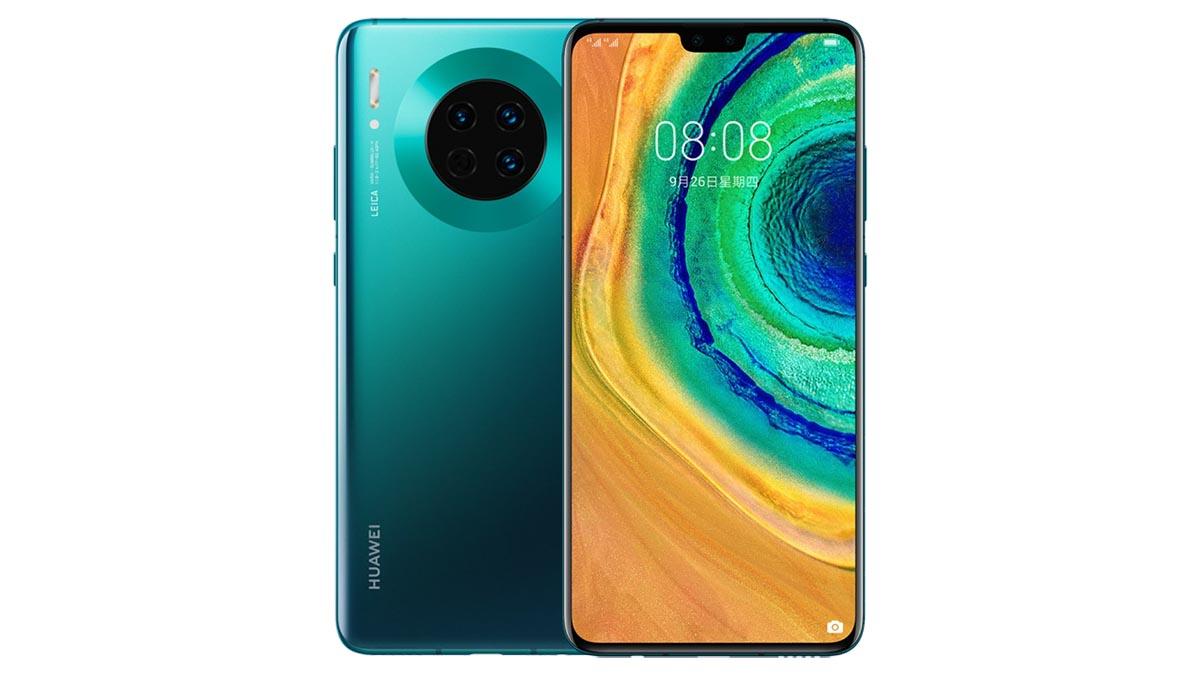 Huawei Mate 30 - 01