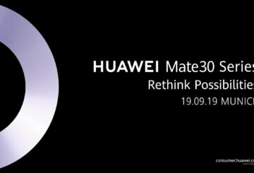 Huawei Mate 30 Series Launch