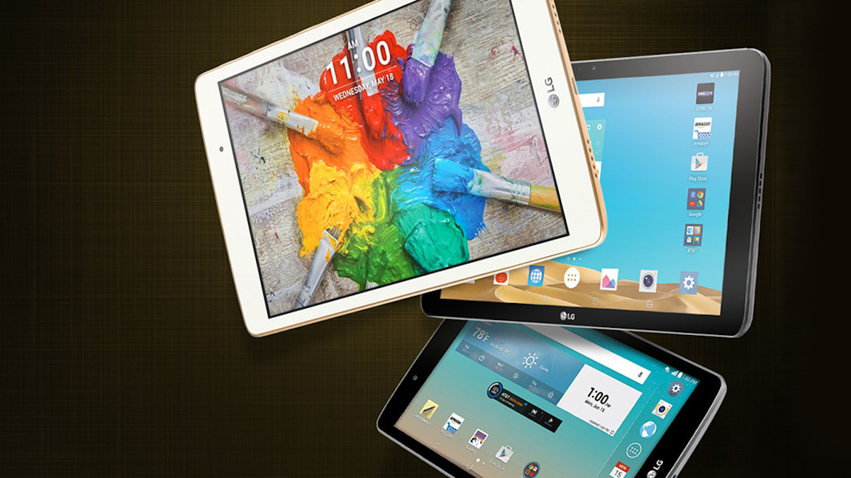 LG G Pad 5 - featured