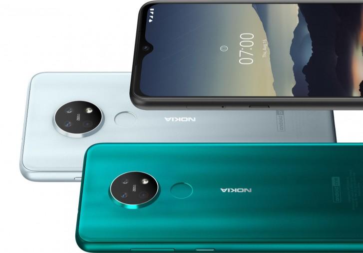 Nokia 7.2 ανακοίνωση