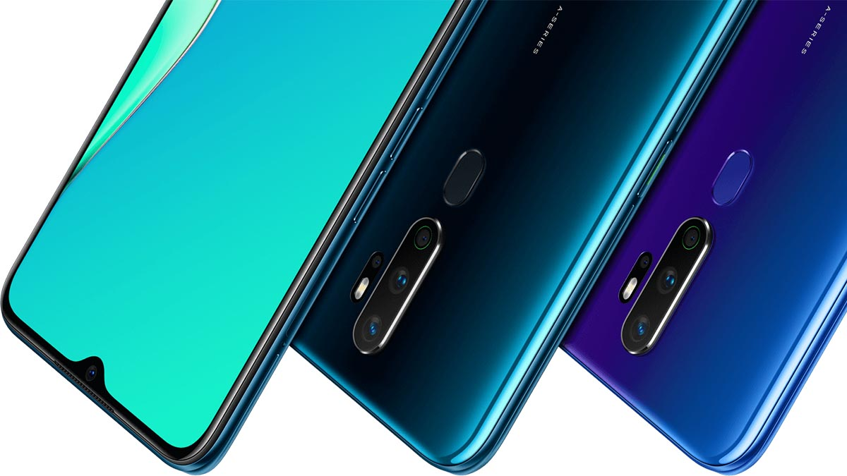 Oppo A9 2020 - featured